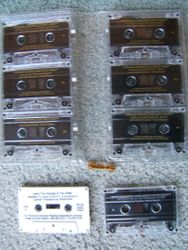 training tapes...