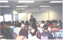 you could HOST a local Seminar Workshop in your area... earn some $$$$ and learn top secrets from a Master MLM Leader