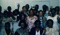 DK in Jamaca Caribean Island Seminar Tour