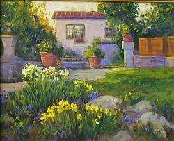 Inn Garden 16x20 $2300