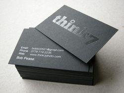 31. Card: Colorplan Ebony 540gsm