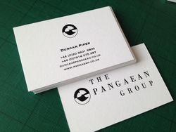 53.  Pangaean Group - UK