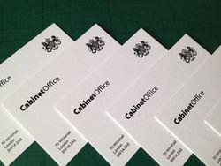 55.  Cabinet Office - London