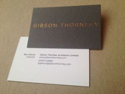 107. Gibson Thornley