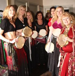 Our New Tambourine Dance