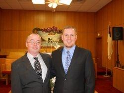 Pastor Darren Weaver