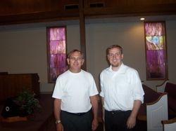 Pastor Mark Ogle