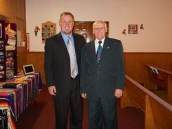 Pastor Lowell Spencer