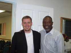 Pastor Willie Milbry
