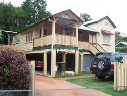 Typical Queensland style home