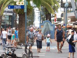The Boardwalk at Surfer's Paradise