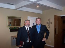Pastor Steve Hamm