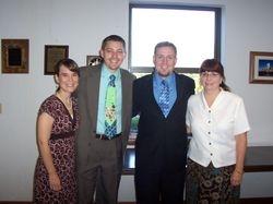 Pastor and Mrs. Rick Washburn
