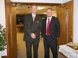 Pastor Bill Keen
