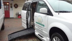 New Van for the Victoria Home
