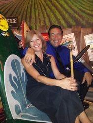 Debbie Riley & Paul Bukur