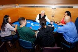 Poker....Seat open!