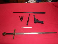 Weapons, part 4