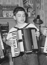 Joe at 9 Yrs Old (1956)