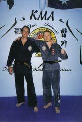 Glenn Little and Gregor Engler 2001