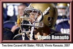 2007, Vinnie Ranauto...Caravel