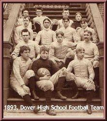 1893, Dover High