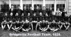 1928, Bridgeville High