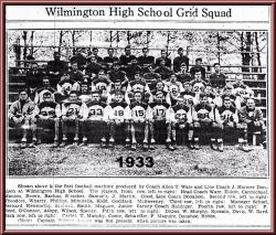 1933, Wilmington High