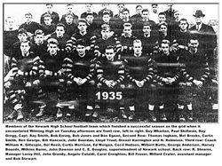 1935, Newark High