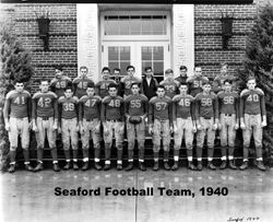 1940, Seaford High