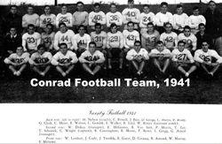1941, Conrad High