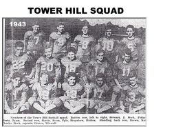 1943, Tower Hill Squad