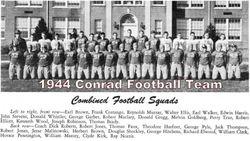 1944, Conrad High