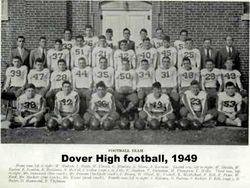 1949, Dover High