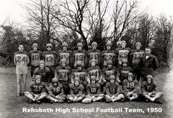 1950 Rehoboth High School