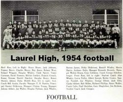 1954, Laurel High