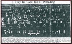 1955, Conrad Alumni Semi Pro team
