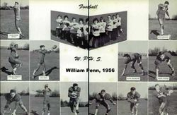 1956, William Penn High team
