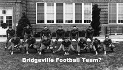 Bridgeville football team