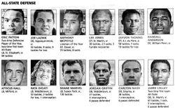 2011 Defensive  team