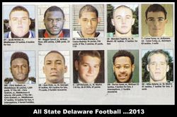 2013 All State team