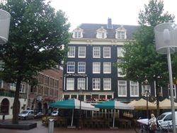 Hoek Rembrandtplein Reguliersdwarsstraat