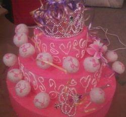 Lily's Cake Pop Princess