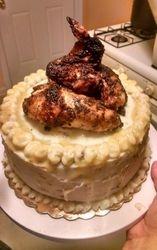 A Savory Cake?!