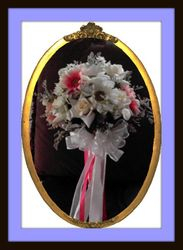 Gerber Daisy-Bridal Bouquet
