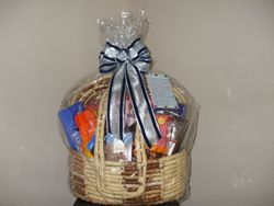 Chocolate Basket for fundraiser