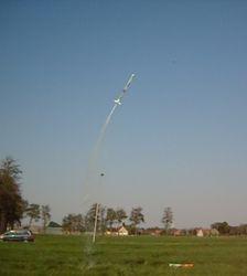 Lancering 8L raket