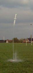 Lancering 2L raket
