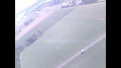 Onboardcamerafoto 4L raket met onboard camera 2
