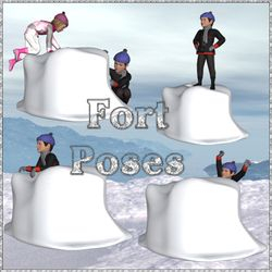 Fort Poses